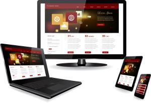 webpage designs st louis responsive